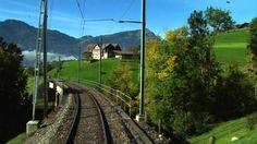 SOB Voralpen-Express von St. Gallen nach Luzern