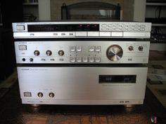 Luxman  T03 - C03 - M03