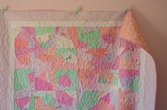 Posy quilt by @Aneela Hoey