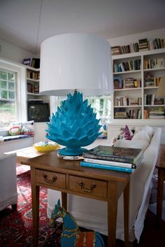 I have loved this lamp from the first time i saw it 2 years ago in LA! Stray Dog Designs - Lighting - Table Lamps - Artichoke Lamp