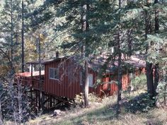 For sale: $155,000. Cozy little weekend getaway in the tall pines and aspens!  Lots of wood and the wood-burning stove give it that wonderful ''cabiny'' feel that is so desirable.  2 bedrooms / 1 bath.  Private covered and open deck areas.  New roof in 2010.  Cabin power washed and re-stained in Sept-Oct 2016.  New doors as well as new stairs & railing and deck repairs also done in Sept-Oct 2016.  Grill mounted on back deck railing.  Potato Patch has its own private water company, as well as…