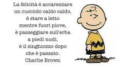 La felicità secondo Charlie Brown