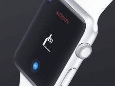 Apple Watch: Sports Activity / Creativedash