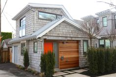 Vancouver Quality Laneway House