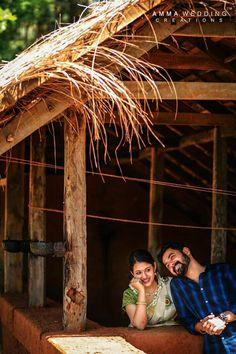 Indian Wedding Couple Photography, Outdoor Wedding Photography, Couple Photography Poses, Autumn Photography, Indian Photography, Pre Wedding Poses, Pre Wedding Photoshoot, Wedding Couples, Aishwarya Rai Wedding Pictures