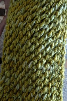 Mossy Pebbles Scarf from Dull Roar
