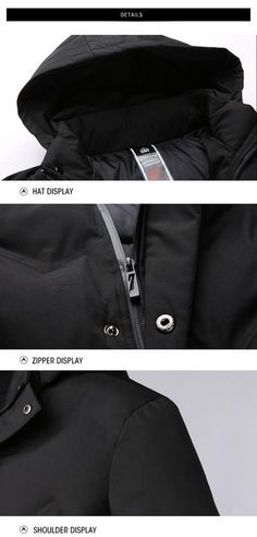 7719cf9652d5d 2019 Thick New Winter Fashion Brand Jacket Men Korean Quilted Jacket  Streetwear Parkas Hooded Puffer Bubble Coat Mens Clothing