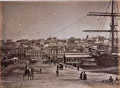 The Rocks Sydney, Herzog, Historical Photos, Cosmic, Paris Skyline, Past, Transportation, Australia, History