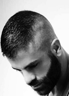 HIGH AND TIGHT MENS HAIRSTYLE Ryan | Fade Hairstyles, Short Hairstyles If you prefer a super easy to maintain hairstyle the high and tight might just be the right style for you. Many people in the military have this hairstyle and it can look great provided you have the right head shape for it. Check out some high and tight inspirations.