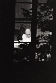 Igor Stravinsky, West Hollywood, CA 1967 Photograph: Black and White Type: Silver Gelatin