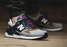 New Balance brought back the New Balance 530 in style last year, and things have been just swell for the oft-forgotten retro runner ever since. The silhouette is definitely a head-turner for New Balance thanks to a unique midsole that's sleeker than … Continue reading →
