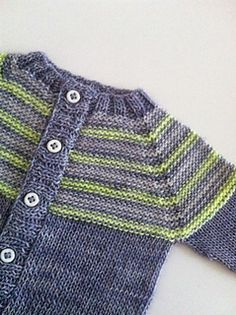 Lancashire Dream Knitted with fingering yarn, this unisex top-down cardigan has a nice vintage look. Lancashire Dream Knitted with fingering yarn, this unisex top-down cardigan has a nice vintage look. Baby Knitting Patterns, Baby Cardigan Knitting Pattern Free, Baby Sweater Patterns, Knitted Baby Cardigan, Knit Baby Sweaters, Knitting Blogs, Knitting For Kids, Baby Patterns, Gilet Crochet