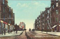 Alexandra Parade Looking West