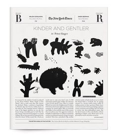 The New York Times Book Review   - Graphis