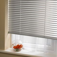 Give your home additional privacy and minimalist style with our range of venetian blinds. Choose from aluminium or vinyl venetian blinds at wilko. Curtains With Blinds, Blinds For Windows, Blinds Diy, Silver Blinds, Office Blinds, Vinyl Blinds, Aluminum Blinds, Made To Measure Blinds, Cleaning Blinds