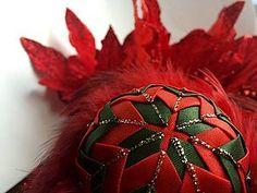 Dekorácie - vianočná guľa - 6072885_