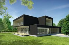 new honka talot houses