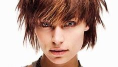 10 Fabulous Ideas for Short Choppy Haircuts Although these choppy hairstyles are performed on the basis of bob, pixie it really gives you a new fresh look Short Choppy Haircuts, Shaggy Bob Haircut, Popular Short Haircuts, Angled Bob Haircuts, Layered Bob Hairstyles, Trendy Haircuts, Girl Haircuts, Short Hair Cuts, Short Hair Styles