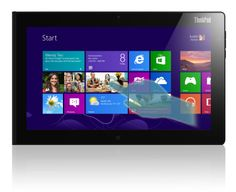 Lenovo ThinkPad 2 - 3G/4G 10.1-Inch 64 GB Tablet (Black)