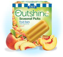 Outshine Seasonal Pick Fruit Bars - popsicles were (again) a lifesaver in early pregnancy morning sickness. Helped me stay hydrated and kept my blood sugar up where it should be. Frozen Fruit Bars, Frozen Yogurt Bar, Paleo On The Go, Popsicles, Coconut, Early Pregnancy, Morning Sickness, Stay Hydrated, Snacks