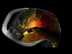 Oakley Airwave 1.5: designed to create a completely unique alpine experience, the airwave 1.5 snow goggles by optics specialists Oakley combines a built-in, heads-up display (HUD) and integrates Wi-Fi, GPS and mFI bluetooth along with a host of onboard sensors.