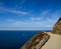 "Point Sur Ocean View, Big Sur, California - Matted Photo Art Print, 11""x 14"" Romagosa Fine Arts http://www.amazon.com/dp/B017427OP0/ref=cm_sw_r_pi_dp_W1dlwb1V0ARXT"