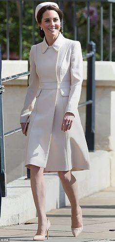 Coat:Catherine Walker Shoes:Rupert Sauderson Clutch:Etui Bags(Polish brands!)