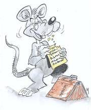 rat de bibliothèque dessin - Recherche Google
