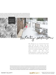 paislee press Creative Team Inspiration: 5 Things With Twenty Seventeen