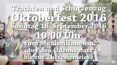 Trachten und Schützen Umzug Oktoberfest 2016 Veranstaltungstipp