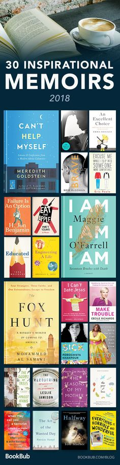 These nonfiction books are filled with inspiring true stories that are perfect for millennial women!