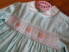 Size 34T  Boutique Petit Ami Toddler Girl aqua by LittleMarin,