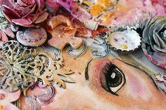 Mixed Media Place I love this blog!!!