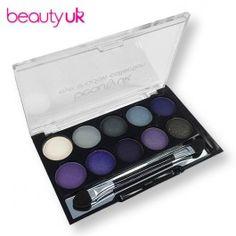 5,99 € Beauty UK 5 Twilight Eye Shadow Palette luomiväri, paletti