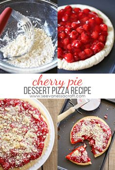 Cherry Pie Dessert P