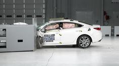 A collection of videos from the Insurances Institute for Highway Safety explaining the physics and biology of car crashes.
