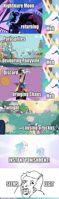 Trollestia is busy with suitors. (That's my theory, she isn't a queen yet!)