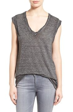 Check out the Pam & Gela V-Neck Muscle Tee from Nordstrom: http://shop.nordstrom.com/S/4223398