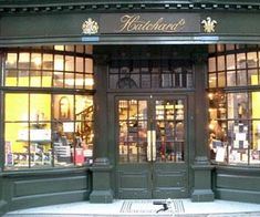 Hatchard's Bookstore on Piccadilly is a great place to find signed copies, or to just have a browse at the wide selection of classics and contemporaries. Just off busy Piccadilly, the tranquil environment inside the shop serves as a nice break from the bustling city.  (187 Piccadilly, London)
