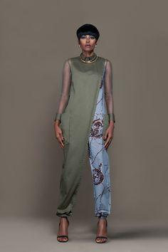COUP DE CLASSE ~African fashion, Ankara, kitenge, African women dresses, African...