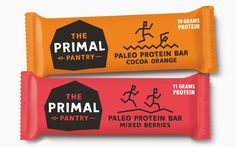 Snack bar brand Primal Pantry launches natural protein bars | FoodBev Media Natural Protein Bars, Healthy Protein Bars, Protein Foods, Plant Protein, Protein Bar Brands, Snack Brands, Protein Shakes, Sports Snacks, Sports Food