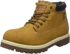 c353fdc3f596 Skechers Verdict Mens Waterproof Leather Work Boots