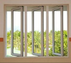 Green Home Solution offers a beautiful collection of #GlassWindows Designs