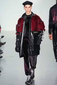 Astrid Andersen - Fall 2015 Menswear - Look 22 of 28