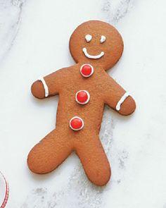 Low FODMAP and Gluten Free, Gingerbread Men