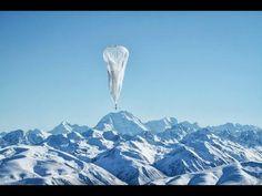 Internet para todo el mundo o conocer el 'Proyecto Loon'
