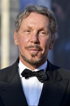Larry Ellison He gave up the Oracle CEO job in September 2014, but as chairman of the board Larry Ellison still calls some of the shots at the database-software giant. In June 2015 he announced that Oracle was expanding its cloud-computing business, putting it in direct competition with Amazon's Web Services unit. At least one analyst has raised questions about whether the move has been profitable. Ellison started out building databases for the CIA.