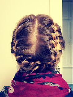 I wish I knew how to french braid.