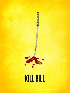 Minimalist Posters Of Famous Hollywood Movies The Godfather, Kill Bill, Batman, Inception and The Social Network. Kill Bill, Famous Hollywood Movies, Hollywood Poster, Hollywood Pictures, Minimal Movie Posters, Minimal Poster, Simple Poster, Movie Poster Art, Poster S