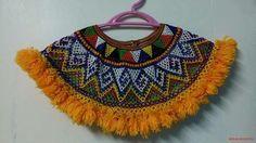 Marek empang #iban #sarawak Tango, Beading, Crochet Earrings, Bb, Marvel, Heart, Creative, Crafts, Jewelry